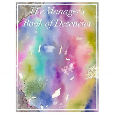 Mamie Tinkler:  Oil Slick (The Manager's Book of Decencies)